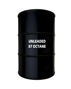 Unleaded Gasoline 87