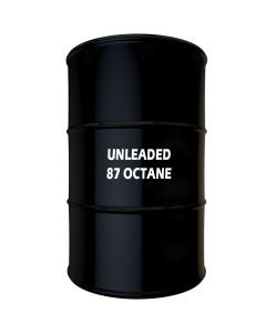 Unleaded Gasoline 87
