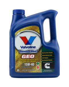 VALVOLINE PREM. BLUE GEO 15W40