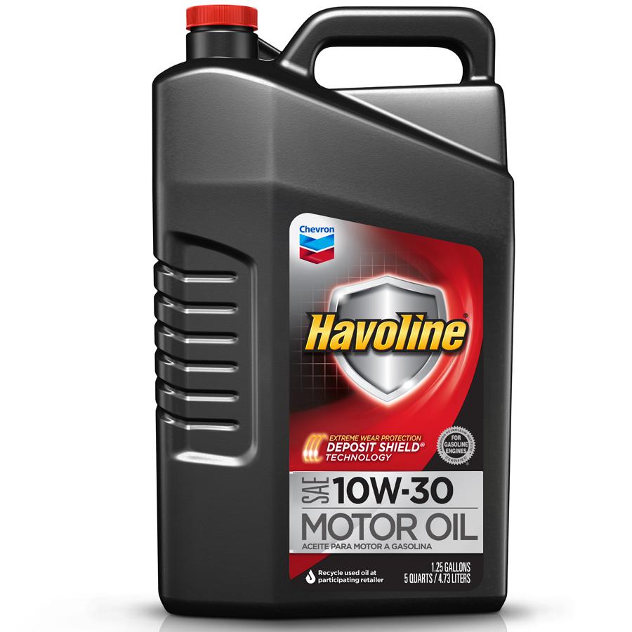 Havoline Motor Oil SAE 10W-30