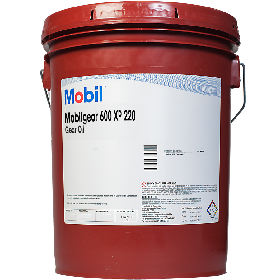 exxon mobil gear  xp  scl