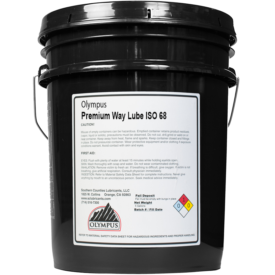 Olympus Premium Way Lube ISO 68