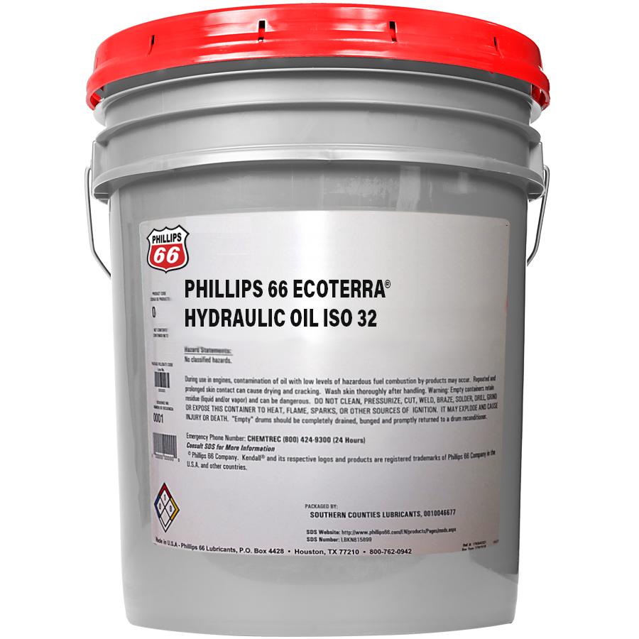 Phillips 66 Ecoterra Hydraulic Oil 32