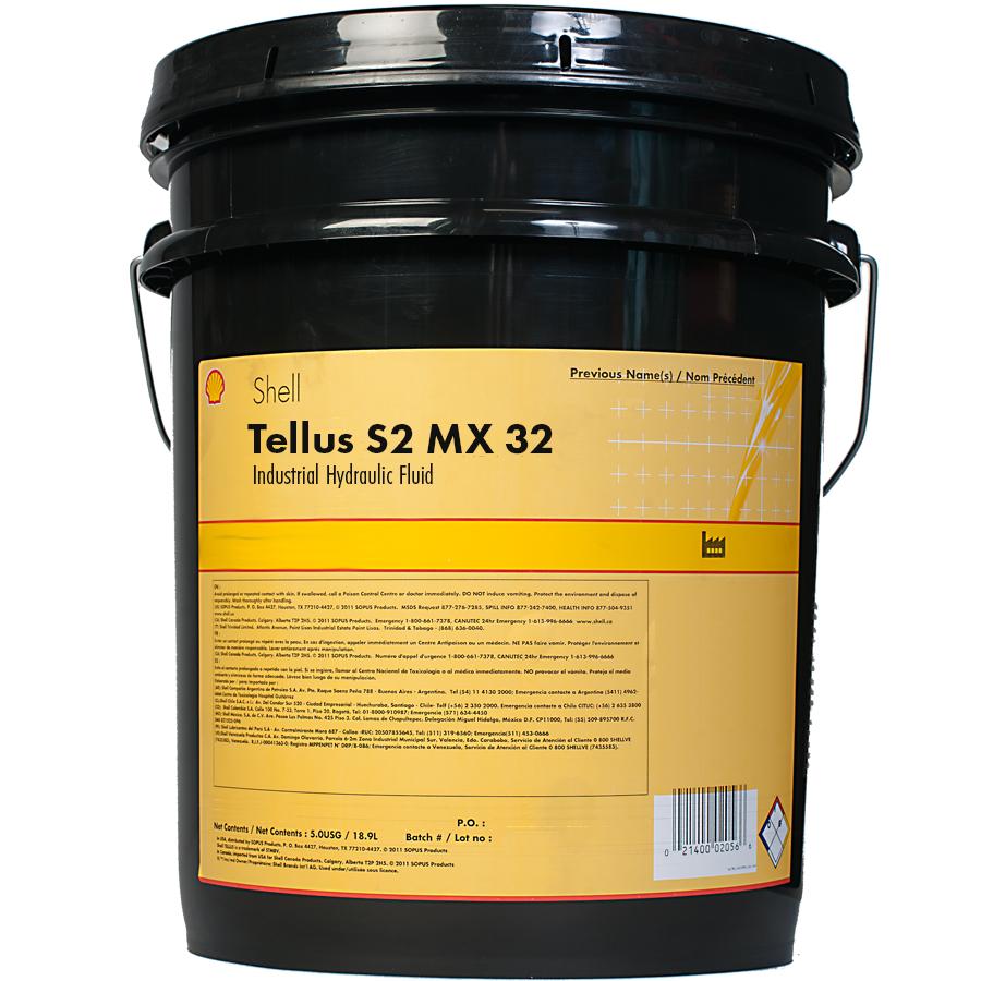 Shell Tellus S2 Mx 32 Scl