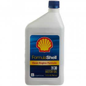Formulashell Sae 30 Conventional Motor Oil
