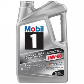 Exxon Mobil 1 15w 50 Scl