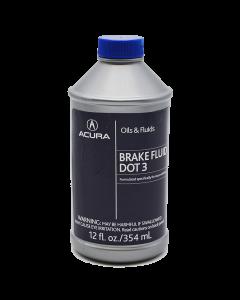 Acura DOT 3 Brake Fluid