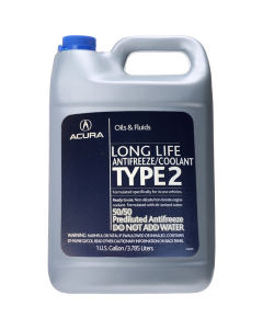 Acura Long Life 50/50 Coolant