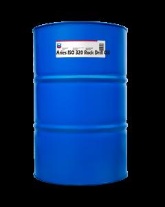 Chevron Aries ISO 320 Rock Drill Oil