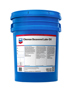 Chevron Recovered Lube Oil