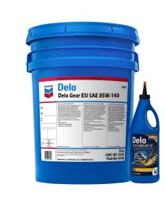 Delo Gear ESI SAE 85W-140