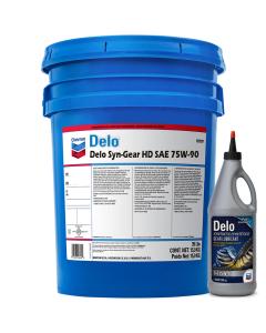 Delo Syn-Gear HD SAE 75W-90