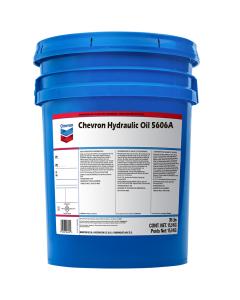 Chevron Hydraulic Oil 5606A