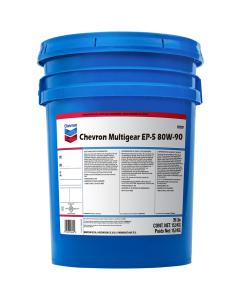 Chevron Multigear EP-5 80W-90