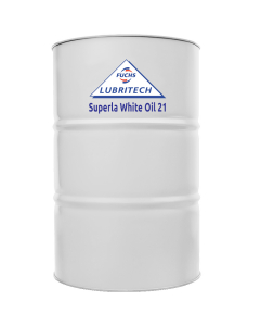 Fuchs Superla White Mineral Oil 21
