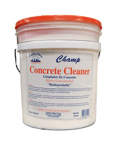 Champ Concrete Cleaner