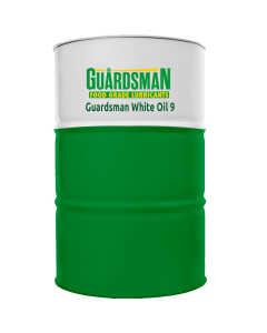 Guardsman White Oil 9