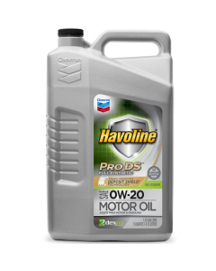 Havoline ProDS Full Synthetic MO SAE 0W-20