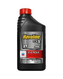 Havoline 2-Cycle Engine Oil TC-W3