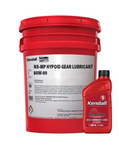 Kendall NS-MP Hypoid Gear Lubricant 80W-90
