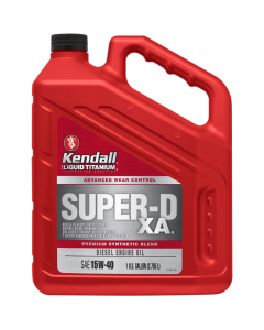 Kendall Super-D XA 15W-40