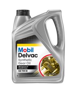 Mobil Delvac Synthetic Gear Oil 75W-90