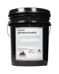 Olympus 2000 Hydraulic Fluid AW 68
