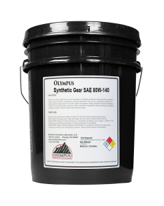 Olympus Synthetic Gear Lubricant 80W-140