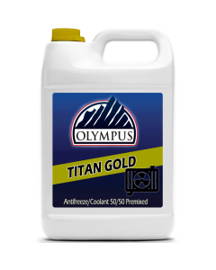 Olympus Titan Gold Antifreeze 50/50