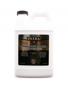 Petra Dot 3 Brake Fluid 64oz