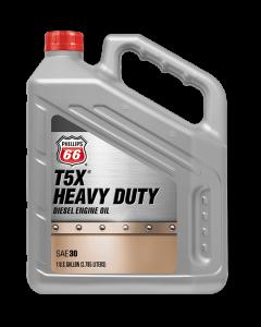 Phillips 66 T5X Heavy Duty Diesel Engine Oil 40