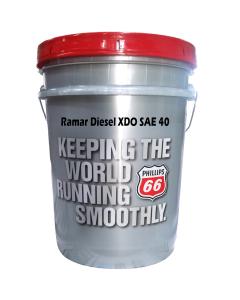 Phillips 66 Ramar Diesel XDO SAE 40
