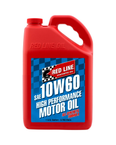 Red Line Synthetic 10W-60