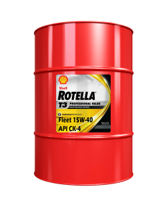 Shell Rotella T3 Fleet 15W-40