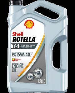Shell Rotella T5 15W-40