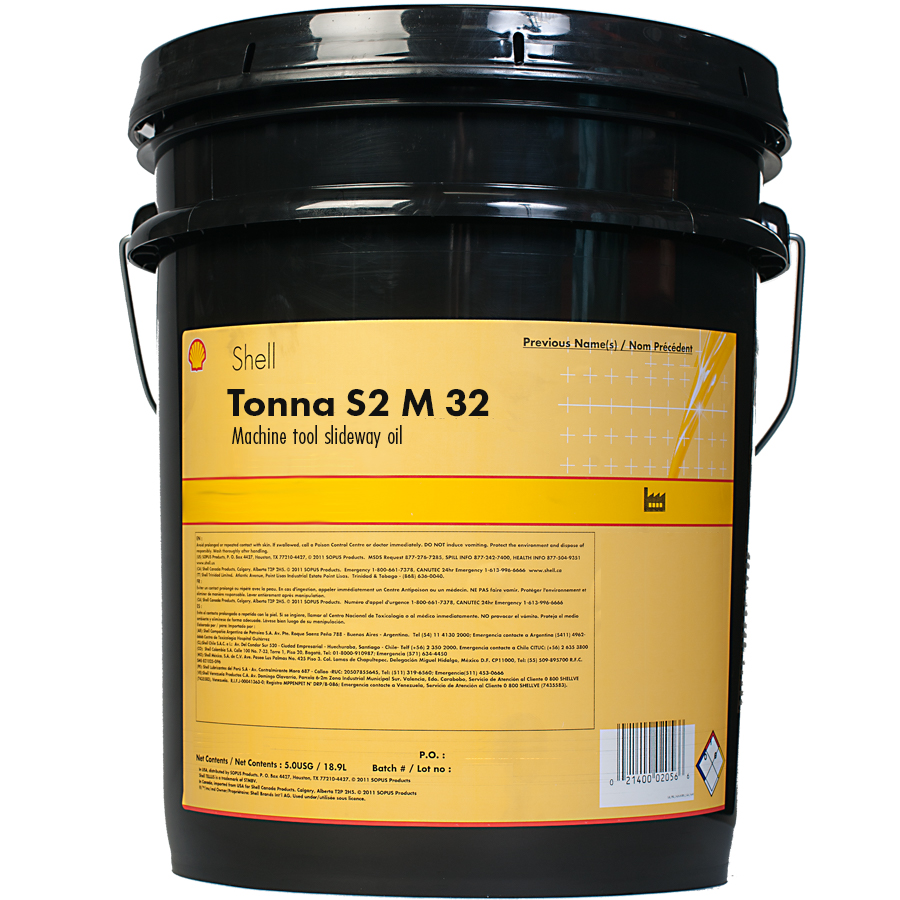 Expert Car Care >> Shell Tonna S2 M 32 | SCL