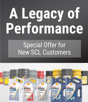 Special Shell Offer for New SCL Customers
